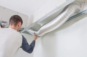 how to repair heating ducts