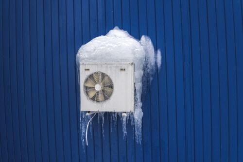 Can you use an air conditioner in the winter